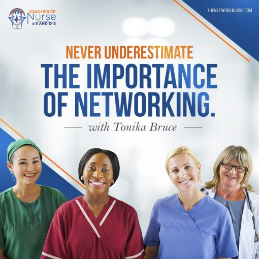 Nurses podcast for Networking