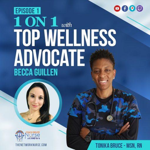 Becca Guillen, Wellness Advocate with DoTERRA